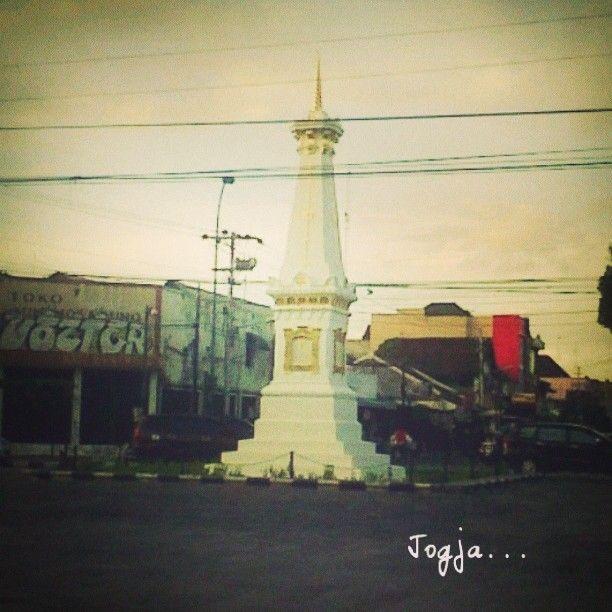 Tugu Yogyakarta, Indonesia Tugu Jogja is the most popular landmark of Yogyakarta that is almost 3 centuries old has a very deep meaning and it keeps some history records of Yogyakarta.