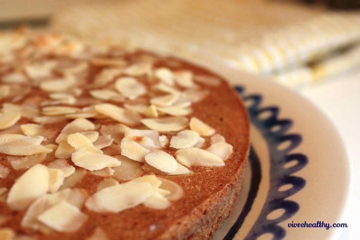 Cake Sucr Ef Bf Bd Chocolat Amande