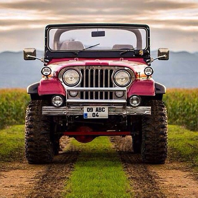 25 Best Ideas About Old Jeep On Pinterest