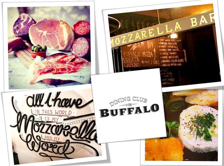 Buffalo Dining Club: Surry Hills
