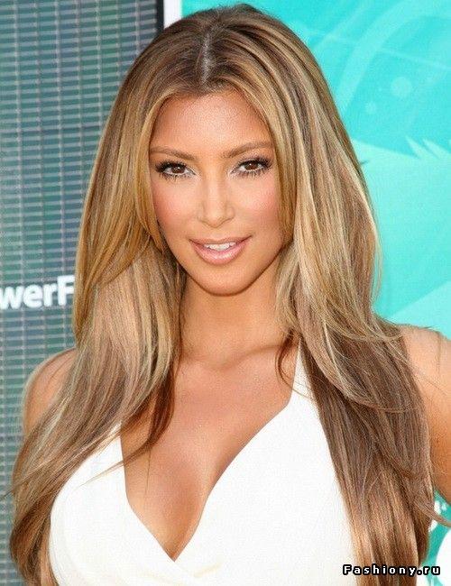 Брюнетка + блондинка = брондирование или цвет волос как у Дженнифер Энистон! / брондирование темных волос фото
