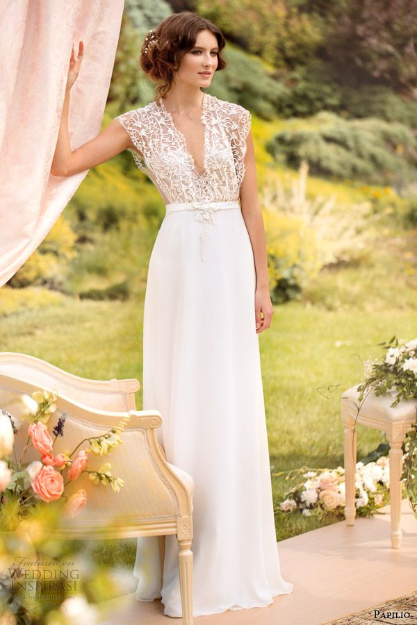wedding dress hire cape town northern suburbs%0A Papilio      Wedding Dresses  u     Sole Mio Bridal Collection