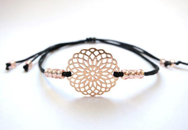 Armband Bohemian filigran Armschmuck bracelet Boho