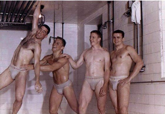males with boners naked