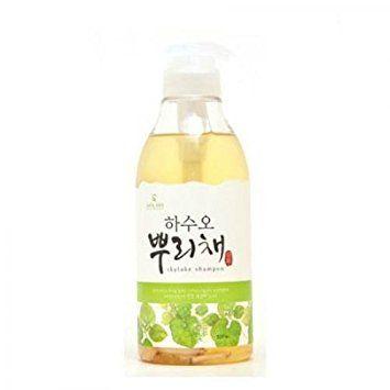 Skylake Oriental Herb Cool Shampoo (Korean original) by Beauty Shop Review