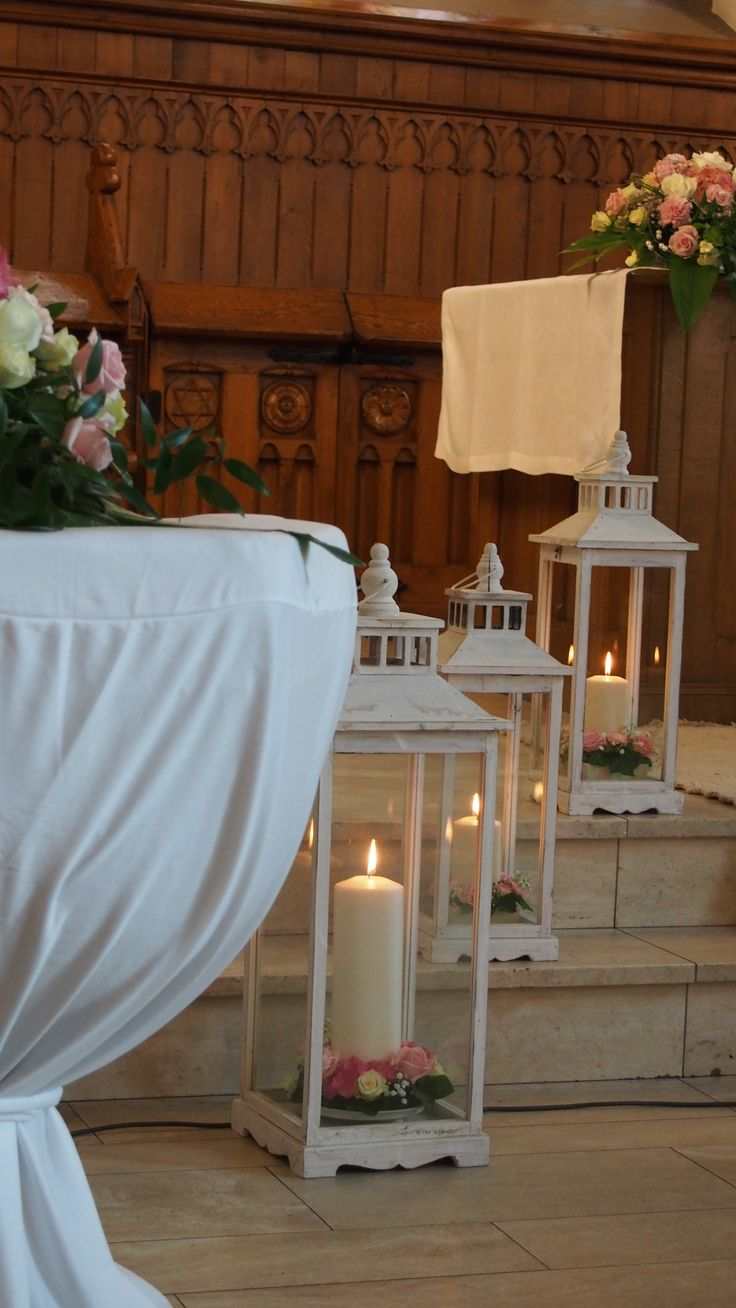 Wedding Hochzeit Kirche www.juliane-deko.de