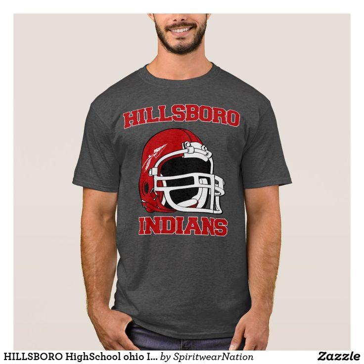 HILLSBORO HighSchool ohio INDIANS FOOTBALL