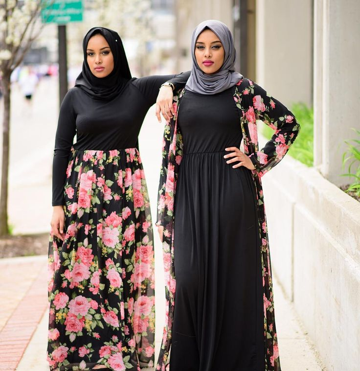 Image result for spring hijab pic