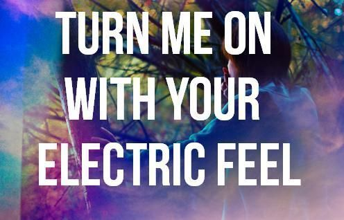 electric feel #MGMT
