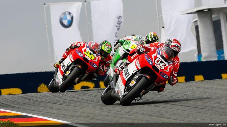 Andrea Dovizioso signe un nouveau contrat chez Ducati MotoGP  #Motogp