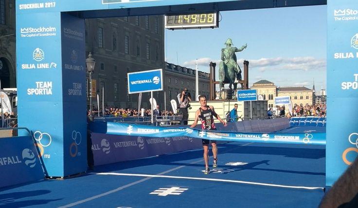 Jonny Brownlee gana en Estocolmo y el Mundial se pone al rojo vivo