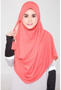 MAYA Dual Color Instant Shawl
