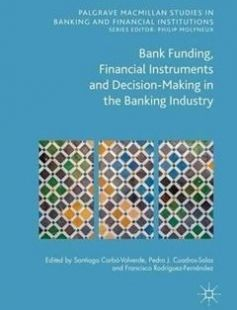 Bank Funding Financial Instruments and Decision-Making in the Banking Industry free download by Santiago Carbó Valverde Pedro Jesús Cuadros Solas Francisco Rodríguez Fernández (eds.) ISBN: 9783319307008 with BooksBob. Fast and free eBooks download.  The post Bank Funding Financial Instruments and Decision-Making in the Banking Industry Free Download appeared first on Booksbob.com.