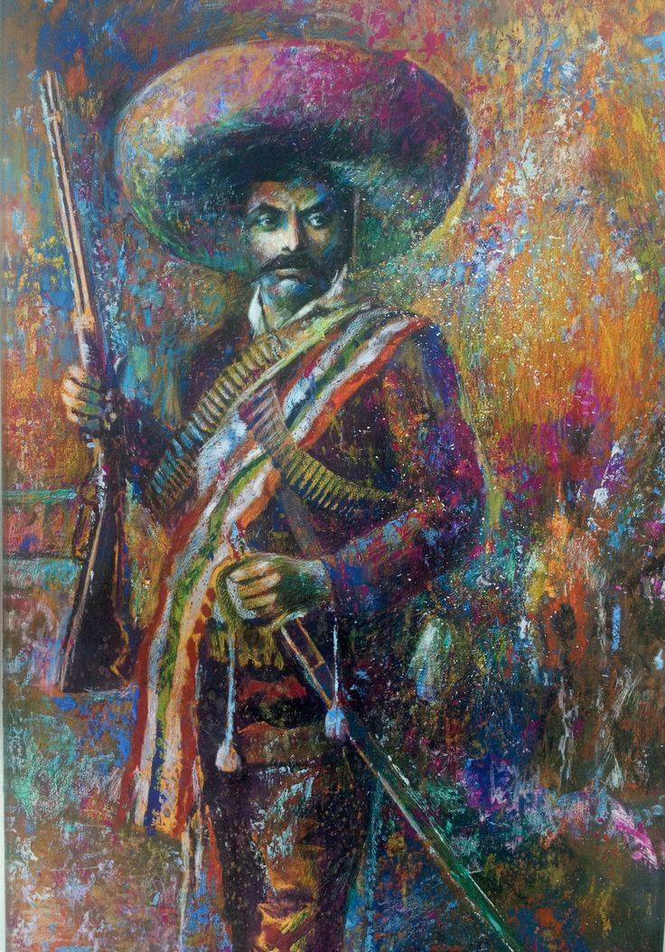 """""""I would rather die on my feet then live on my knees""""  ― Emiliano Zapata"""