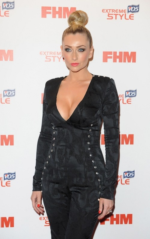 Gemma Merna at FHM 100 Sexiest Women in the World 2013 Party in London on May 1, 2013