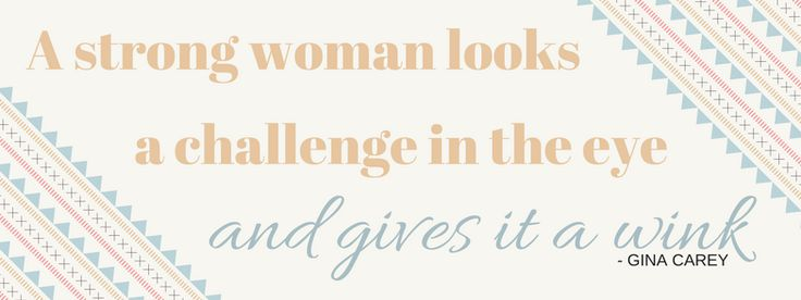 Inspiration from the weekly Townsville Women newsletter