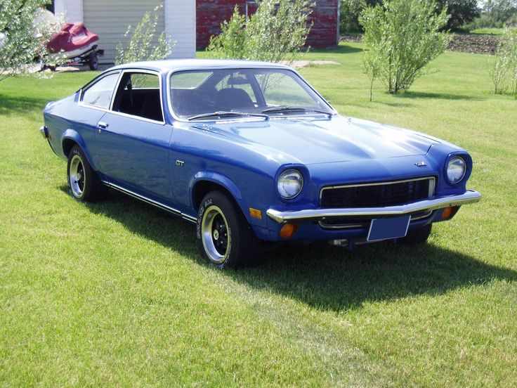 34-Christy	 1971 Chevrolet Vega