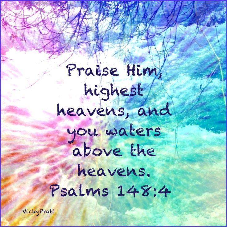 Psalm 148:4