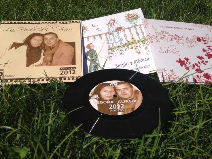 ¿Queréis una boda de los más musical? http://www.invitacionesdebodadiferentes.com