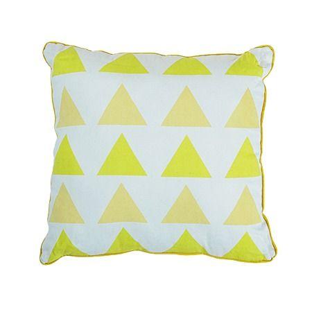 Elemis Cushion Ombre Triangle Yellow