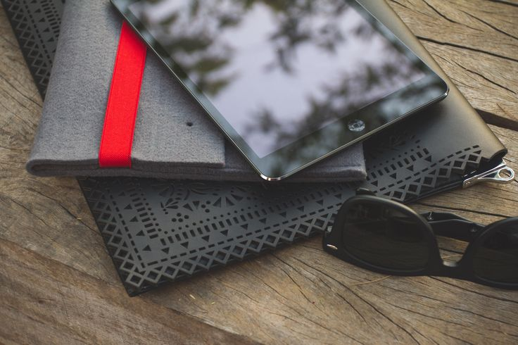 this.grey.red tablet case
