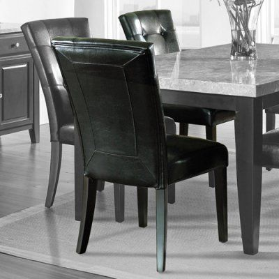 Steve Silver Monarch Dining Chair   Set Of 2   SSC719 1