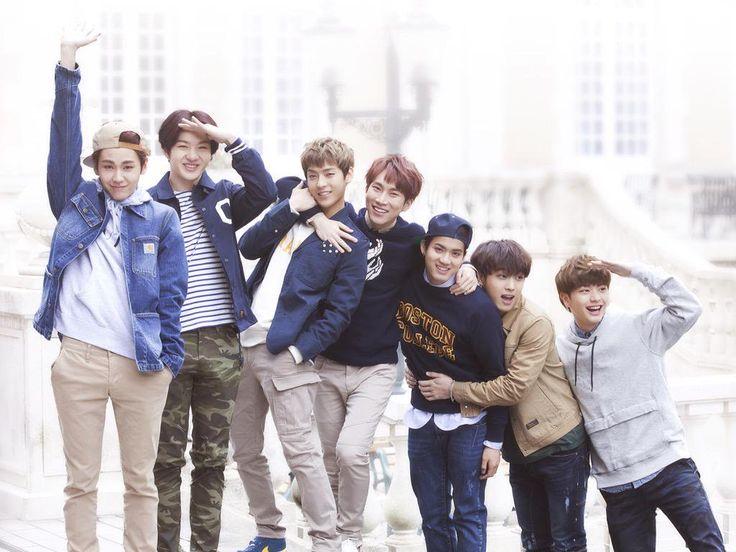 скачать песни корейской группы btob
