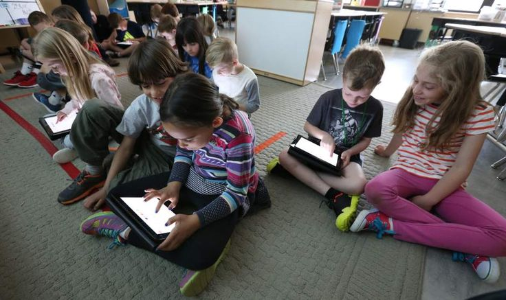 Bringing iPads into second-grade math class made little difference for students but a big difference for teachers, according to research at a Bend elementary school. Rachael Schuetz is an instructor in OSU-Cascades' teacher education program and a former teacher at Miller Elementary School. With so many districts rushing to give even the youngest students tablets or laptops to use at school and at home, she wanted to know what the devices meant for learning. In