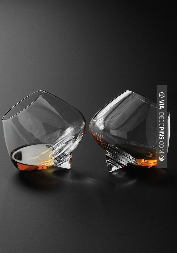 So good! - Cigar Rooms - Cool Whisky Glasses. (Eigentlich Normann Copenhagen Cognac Schwenker...) | Check out more ideas for Cigar Rooms at DECOPINS.COM | #cigarrooms #cigar #cigars #mancaves #masterbathrooms #bedroom #bedrooms #bathroom #bathrooms #homedecor #beds #interiordesign #home #homedecoration #design