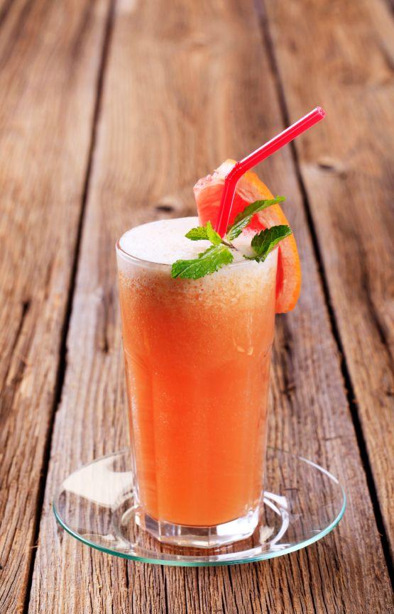 Cóctel tropical cooler