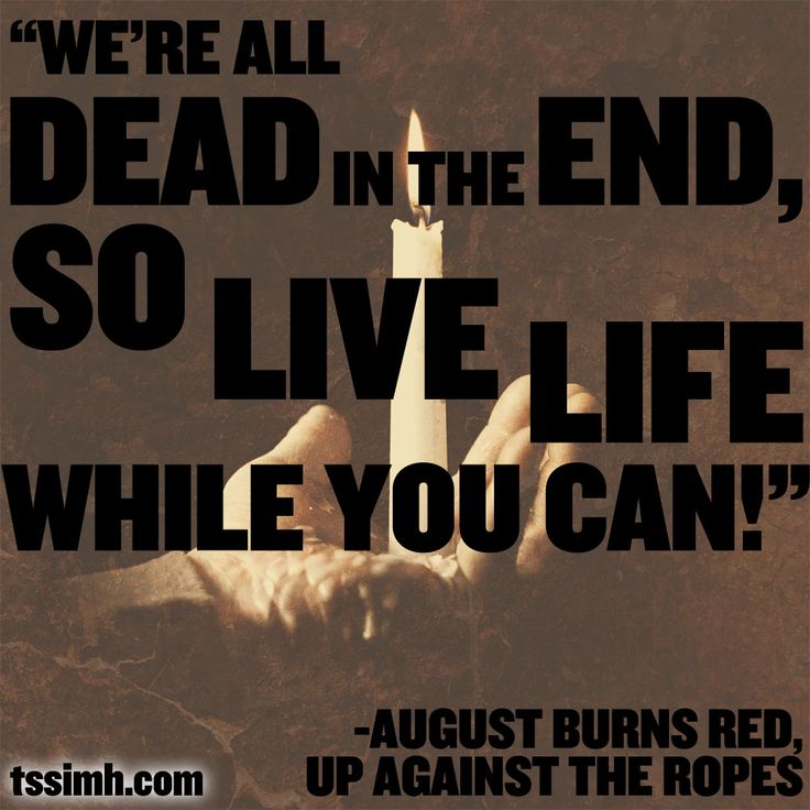 August Burns Red - Up Against The Ropes