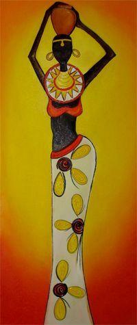 pinturas africanas - Buscar con Google