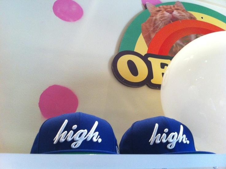 """High"" hats"