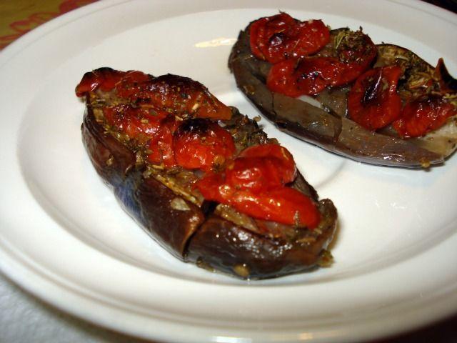 Baked eggplant - Vegan blogs - Vegan Recipes - Vegan - Cruelty Free