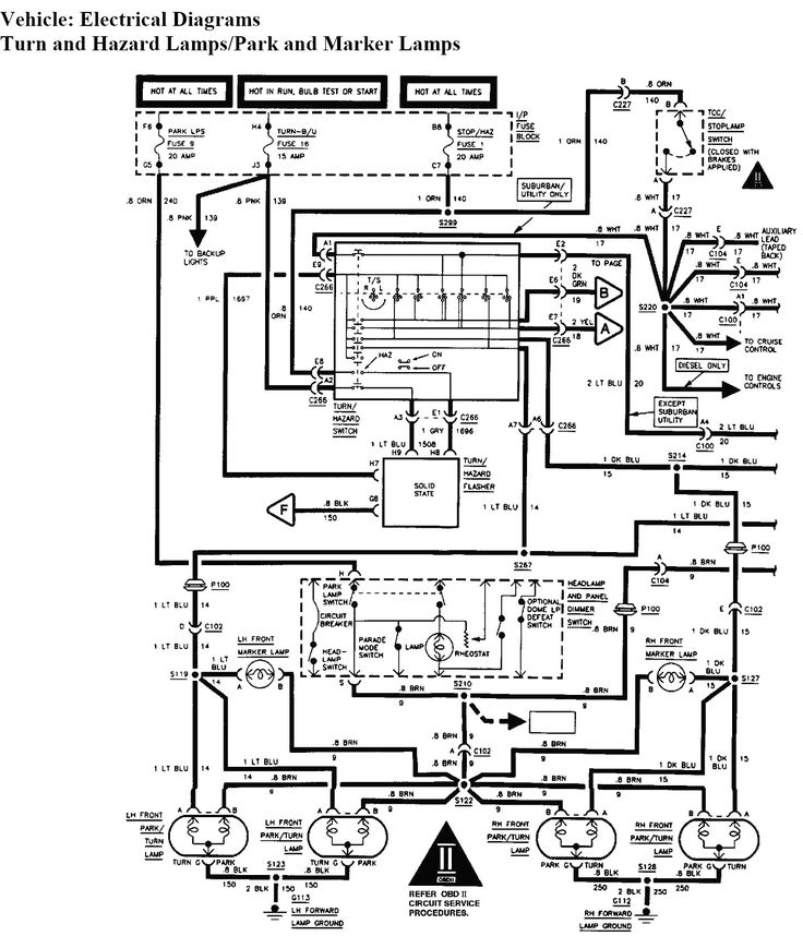 house lamps wiring diagram