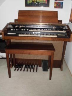 Hammond Orgel TR 200 mit Leslie in Baden-Württemberg - Langenargen   Musikinstrumente und Zubehör gebraucht kaufen   eBay Kleinanzeigen