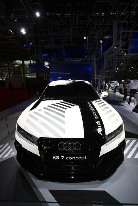 Audi RS 7 Konzept