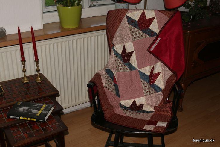 smukke tæpper fra Susanne Sørensen.