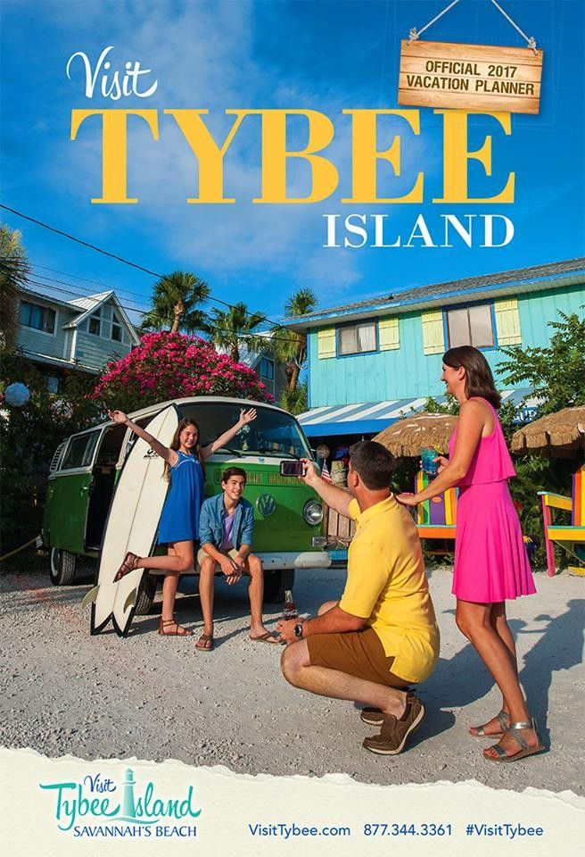 What can I do on Tybee for a day? We assist many visitors throughout the year in our Tybee Island Visitor Information Center and that is our number one question.