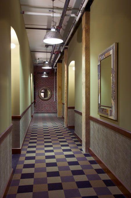 Best Corridor Design: 28 Best Images About Corridor Design On Pinterest