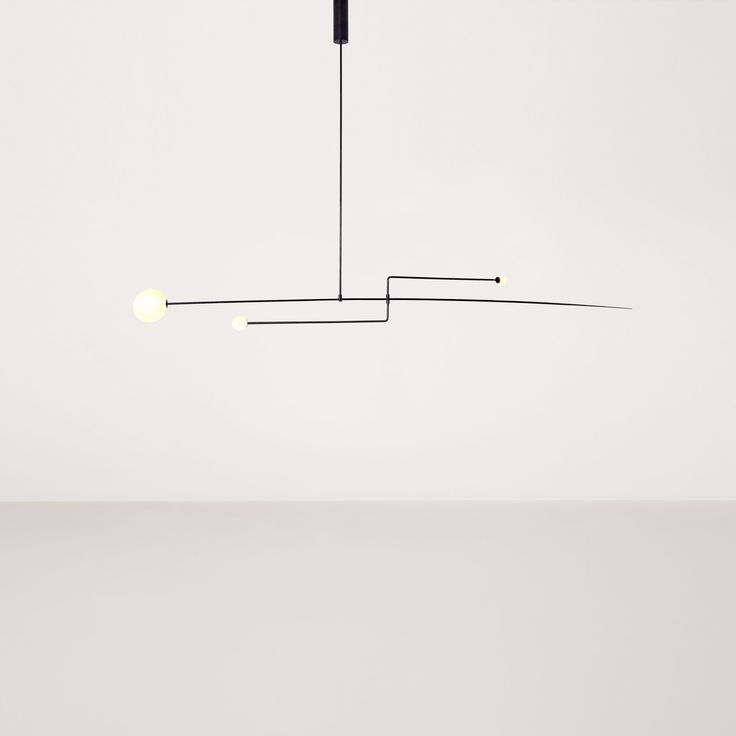 Mobile Chandelier 3 by Michael Anastassiades