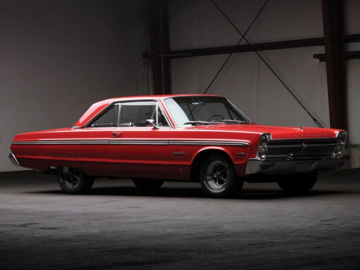 1965 Plymouth Sport Fury Hardtop Coupe