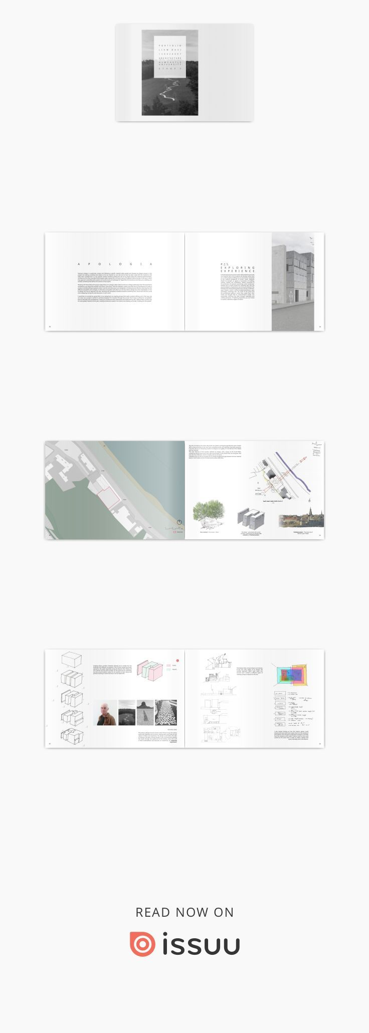 Newcastle University Stage 2 Architecture Portfolio  Second year of architecture at Newcastle University portfolio, presenting design and non-design works over the course of the 2016-2017 year.