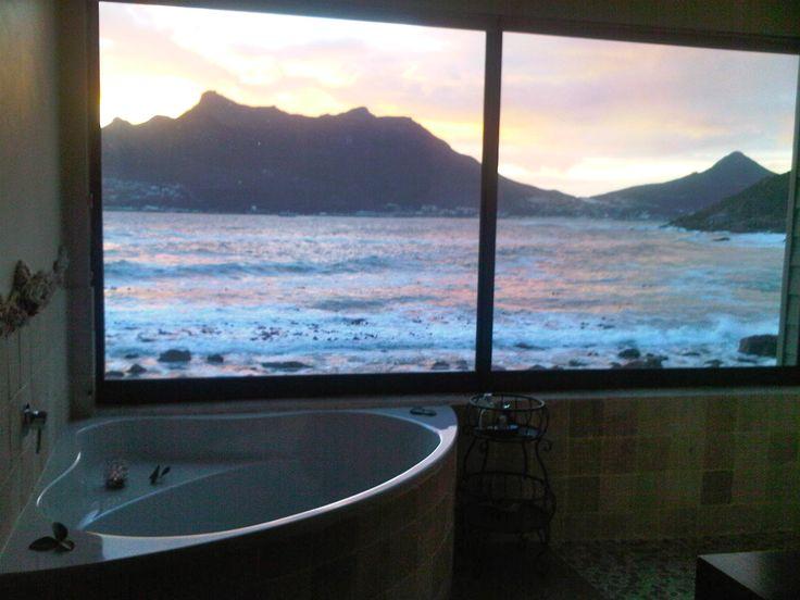 Tintswalo Atlantic Robben Island suite bathroom