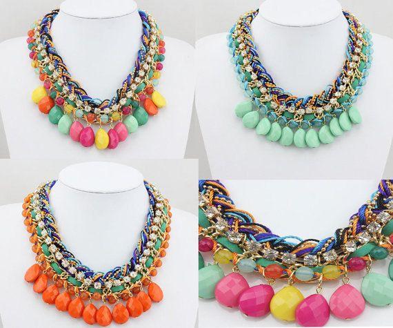 Hey, I found this really awesome Etsy listing at http://www.etsy.com/es/listing/151505270/collar-llamativo-gargantilla-collar