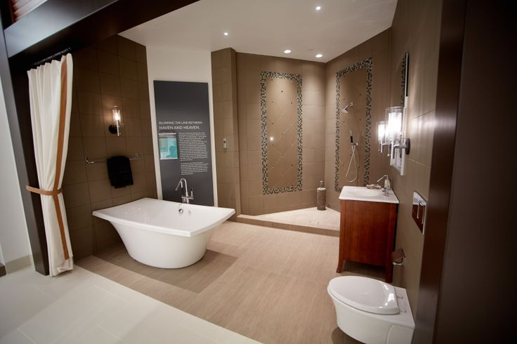 Bathroom Design / Sanctuary   PIRCH UTC | PIRCH, San Diego | Pinterest | Bathroom  Designs