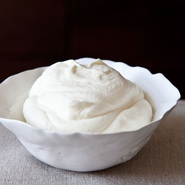 How to Make Better Whipped Cream on Food52 with food p[processor This kitchen workhorse can also help you make whipped cream that's denser, longer-lasting, less physically-tasking