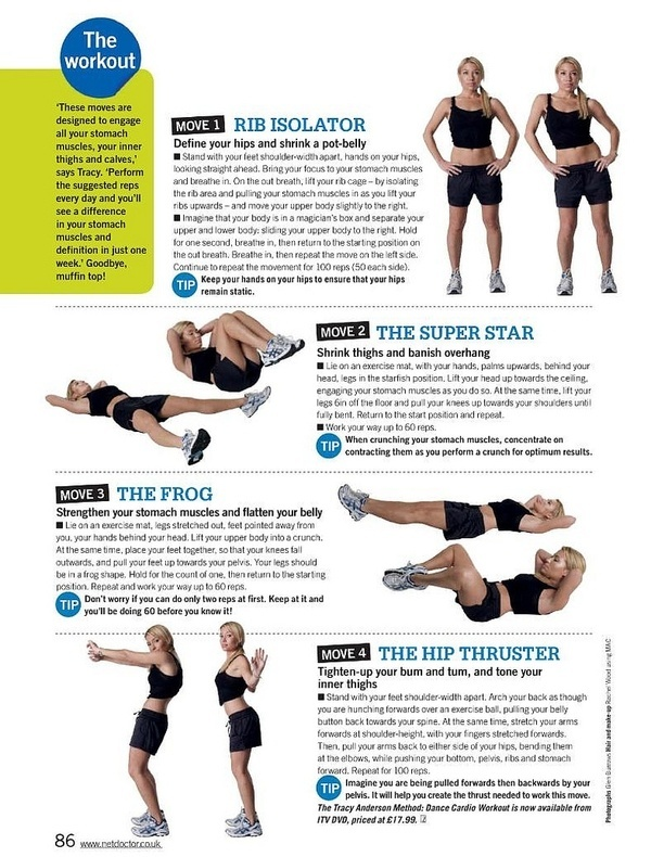 activities quotidiennes exercises to lose weight