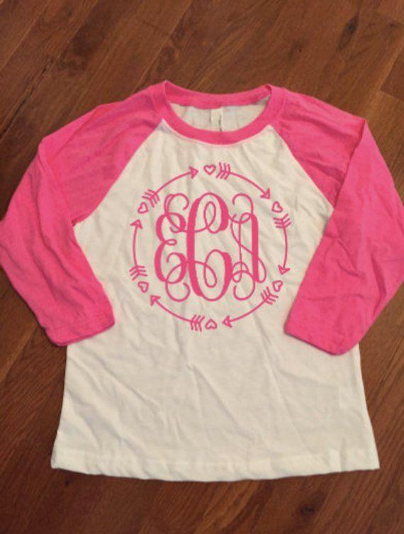 fee2984a Valentine Monogram Shirt, Girl Valentine Shirt, Toddler Valentine Shirt,  Adult Valentine Shirt, toddler monogram tshirt, Valentine's Day