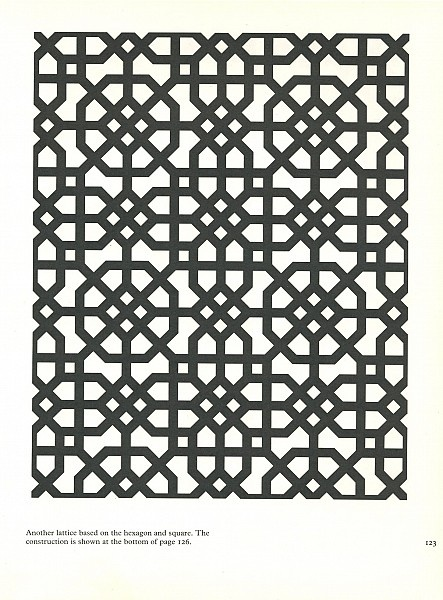 Pattern in Islamic Art - PIA 123